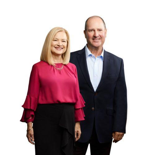 Solari and Stock composite - Ricki and Michael