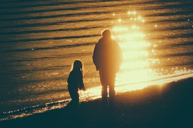 Co parenting after separation